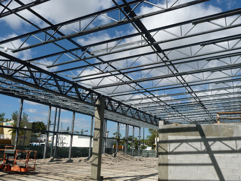 American Structural Corporate Steel Joist And Deck