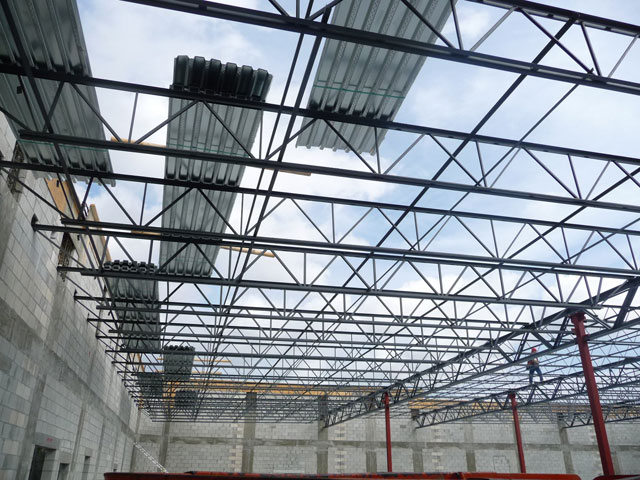American Structural Corporate | Steel Joist and Deck - American