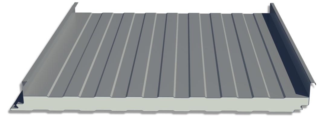 Insulated Batenlok Panels