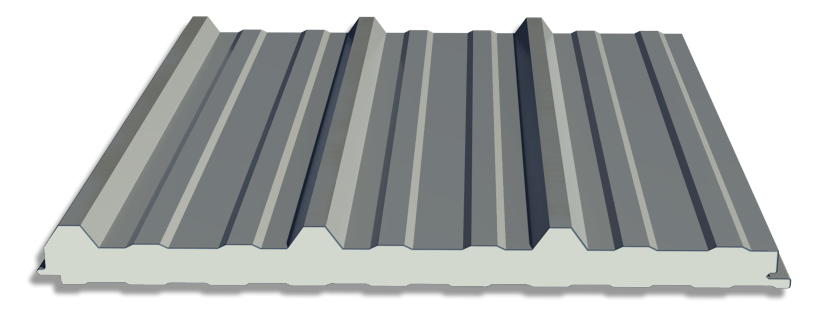 Insulated R Panels